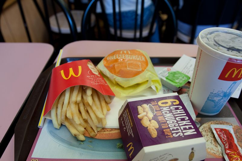 mcdonalds 2 essay Essay title: mcdonalds the aims and objectives for a worldwide know popular fast food restaurant like mcdonalds are there so that the business can set a goal in order to succeed or stay in the business.